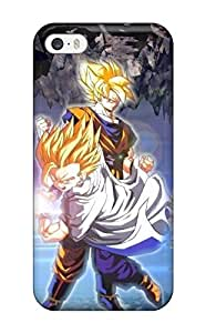 High Quality ZippyDoritEduard Goku And Gohan Skin Case Cover Specially Designed For Iphone - 5/5s