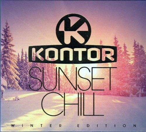 (K o n t o r SunsetChilll - Nonstop DJ-Mix im Deephouse Clubstyle [Digi Pack])