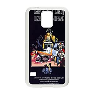 Led Zeppelin Band Poster Hard Plastic phone Case Cover For Samsung Galaxy S5 ART151696