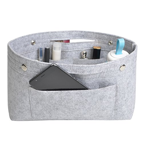 NOTAG Felt Handbag Organizer Women's Purse Organizer Insert and Liner...