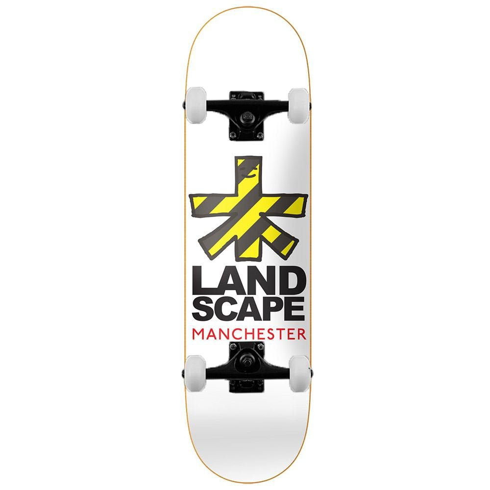 Reducción de precio Landscape Skateboards Cities Manchester - Monopatín Completo (8,375