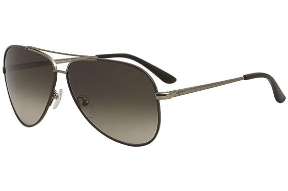 39e9856f4dcc Image Unavailable. Image not available for. Color: SALVATORE FERRAGAMO  Sunglasses SF131S 211 Brown Enamel 60MM