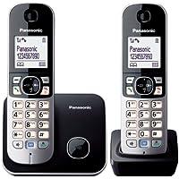 PANASONIC TELEFONO CORDLESS PANASONIC DECT DUO