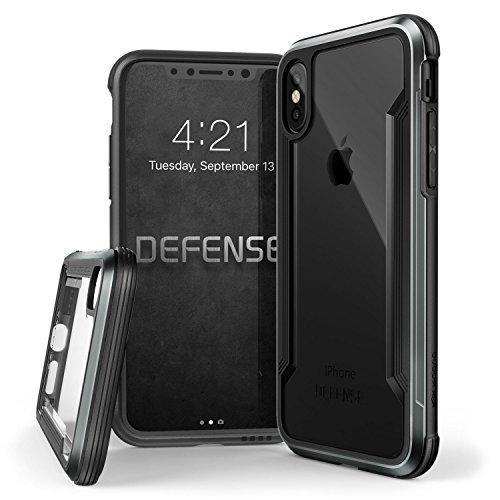 Cheap Cases iPhone X Case, X-Doria Defense Shield Series - Military Grade Drop Tested,..