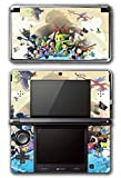 Legend of Zelda Link The Wind Waker Ganondorf Video Game Vinyl Decal Skin Sticker Cover for Original Nintendo 3DS System