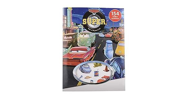 Disney Arabalar Super Oyun Ve Boyama Kitabi Kolektif 9786050922707