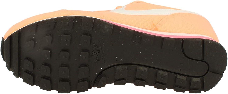 Nike - Md Runner 2, Scarpe da Donna Sunset Glow White Pink 801