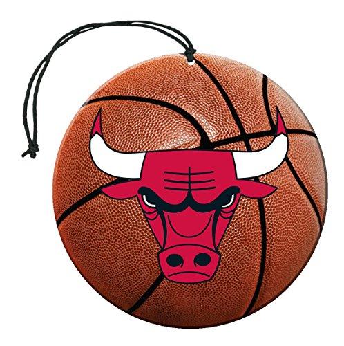 NBA Chicago Bulls Auto Air Freshener, 3-Pack