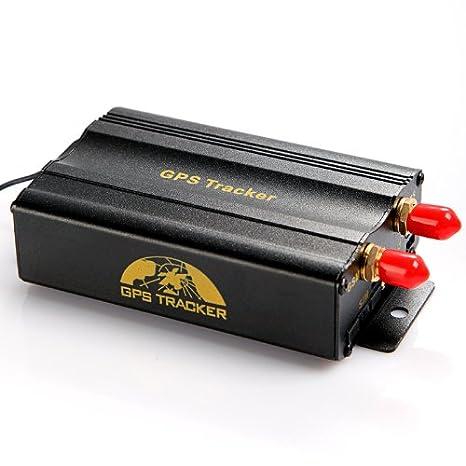 SODIAL (R) vehículo coche GPS-Rastreador 103B con el control ...