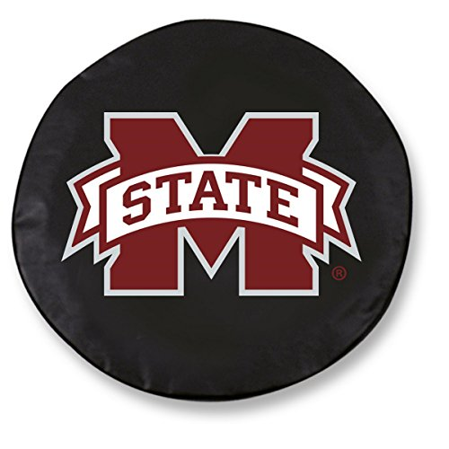 31 1/4 x 11 Mississippi State Tire Cover
