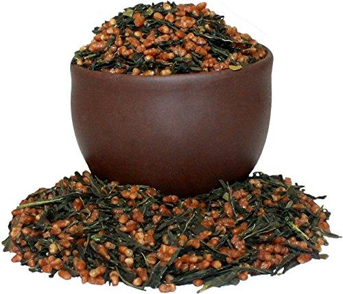 Capital Teas Genmaicha Organic Ounce
