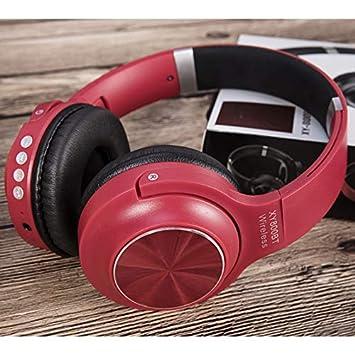 Auriculares Inalámbricos Bluetooth Estéreo Plegable Auriculares de ...