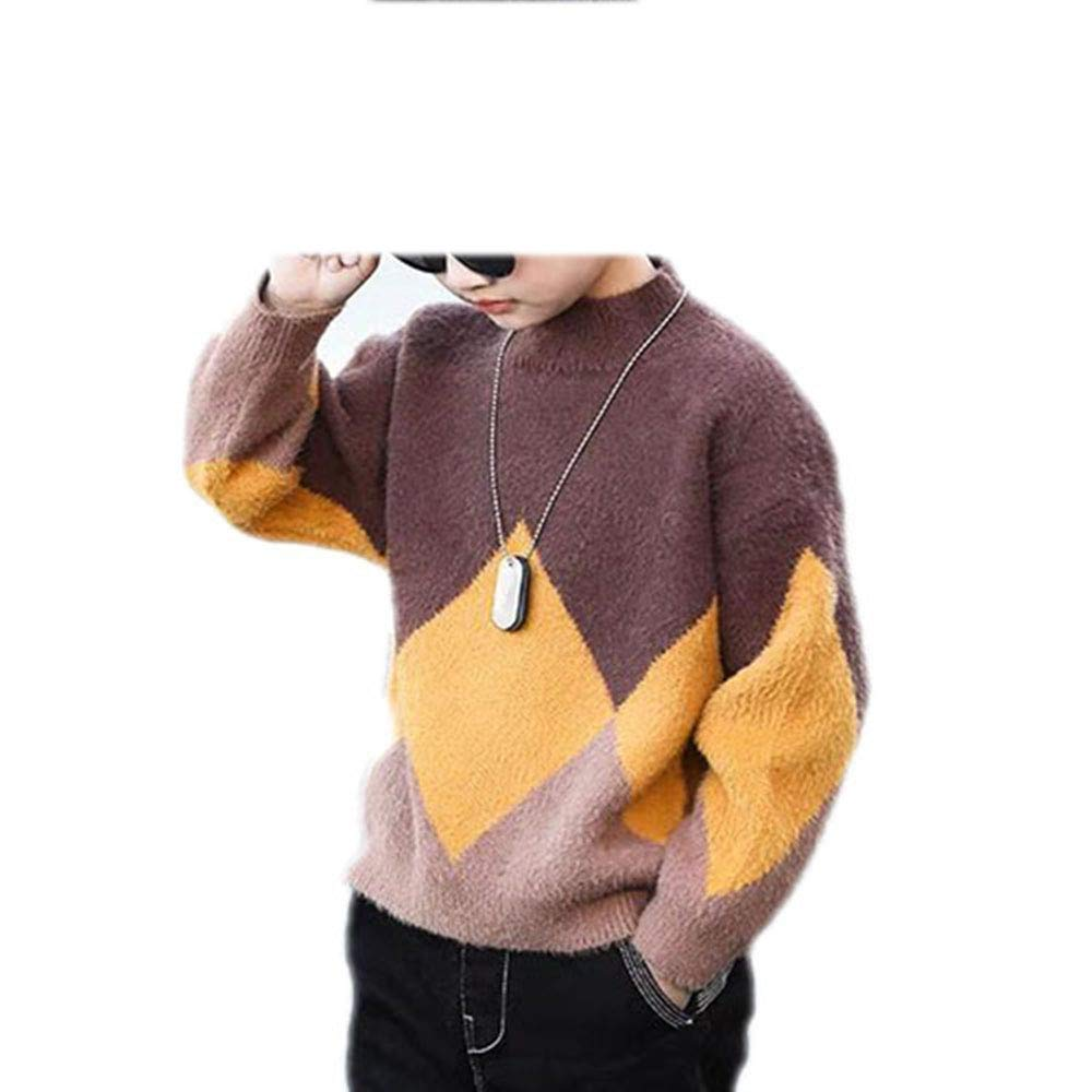MZjJPN 3T-12 Years Spring Winter Baby Boys Sweaters Toddler Sweate Kids Warm Outerwear Pullover Winter Clothes 001 12