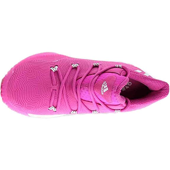 717b43a47 Adidas SM Crazy Explosive Low BCA Breast Cancer Awarness SMU Size 12   Amazon.com.au  Fashion