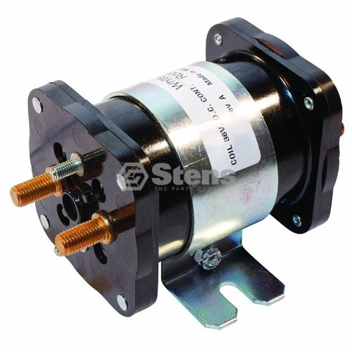 Stens 435-366 Starter Solenoid, Replaces E-Z-Go: 20468G5, White Rodgers: 586-317111, Hardware Included, 36V, 586 Series