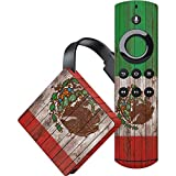 Countries of the World Fire TV Skin - Mexican Flag Dark Wood | Skinit Lifestyle Skin