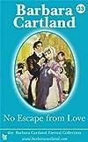 Escape by Barbara Cartland front cover
