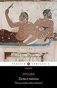 """Cartas & Máximas principais: """"Como um deus entre os hom"""