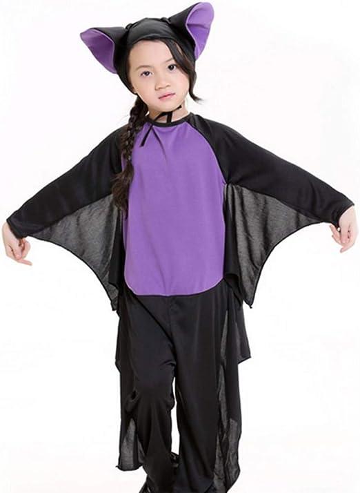 GUAN Púrpura Divertido bebé Disfraz de Halloween niño niño niña ...