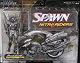 Spawn NitroRiders: AFTERBURNER Silver Variant by Unknown