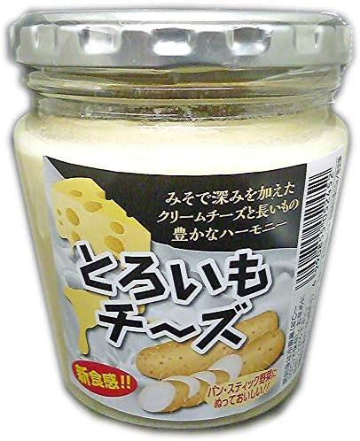 信州産長芋とクリームチーズのハーモニー♪ とろいもチーズ 6個セット