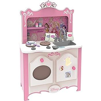 Amazon Com Kitchen Playset Disney Princess Magical