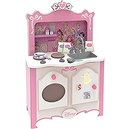Disney Wood Princess Royal Kitchen