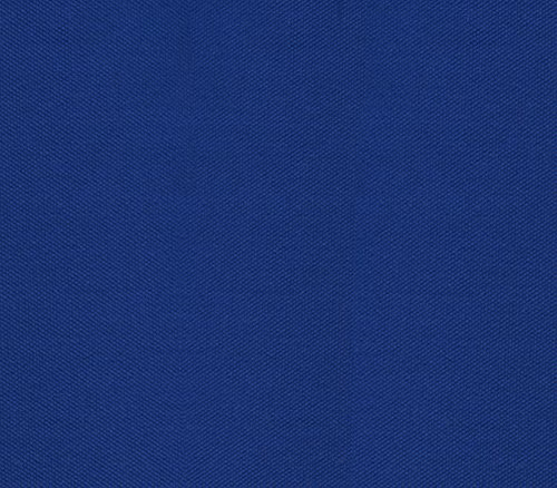 10 Ounce Duck Canvas (Canvas Duck Fabric 10 oz Dyed Solid ROYAL BLUE / 60
