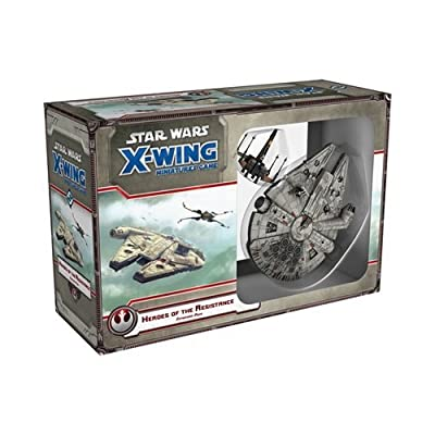 Star Wars: X-Wing - Heroes of the Resist: Toys & Games