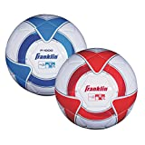 Franklin Competition 1000 Comet Soccer Ball in White - Size 4 / Youth