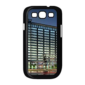 Samsung Galaxy S 3 Case, architectural concept 32 Case for Samsung Galaxy S 3 Black