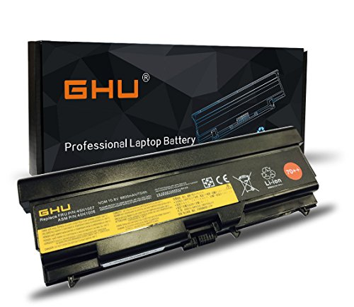 (New GHU Laptop Battery 0A36303 0A36302 45N1001 45N1005 45N1007 45N1011 45N1173 70++ 9 Cell Replacement for Lenovo Thinkpad T410 T420 T420i T430 L410 L412 L520 L530 42T4753 51J0499 57Y4185 57Y4186)