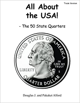 Book All About the USA! The 50 State Quarters Trade Version