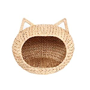 DEI Cat Pet bed, 19″x14″, Multicolored