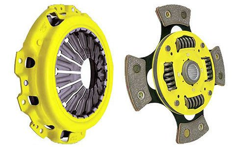 ACT (SB9-XTG4) XT-M/Race Sprung 4-Pad Pressure Plate Kit