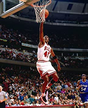 official photos 8a3a0 11955 All About Autographs AAA-11569 Michael Jordan Chicago Bulls ...