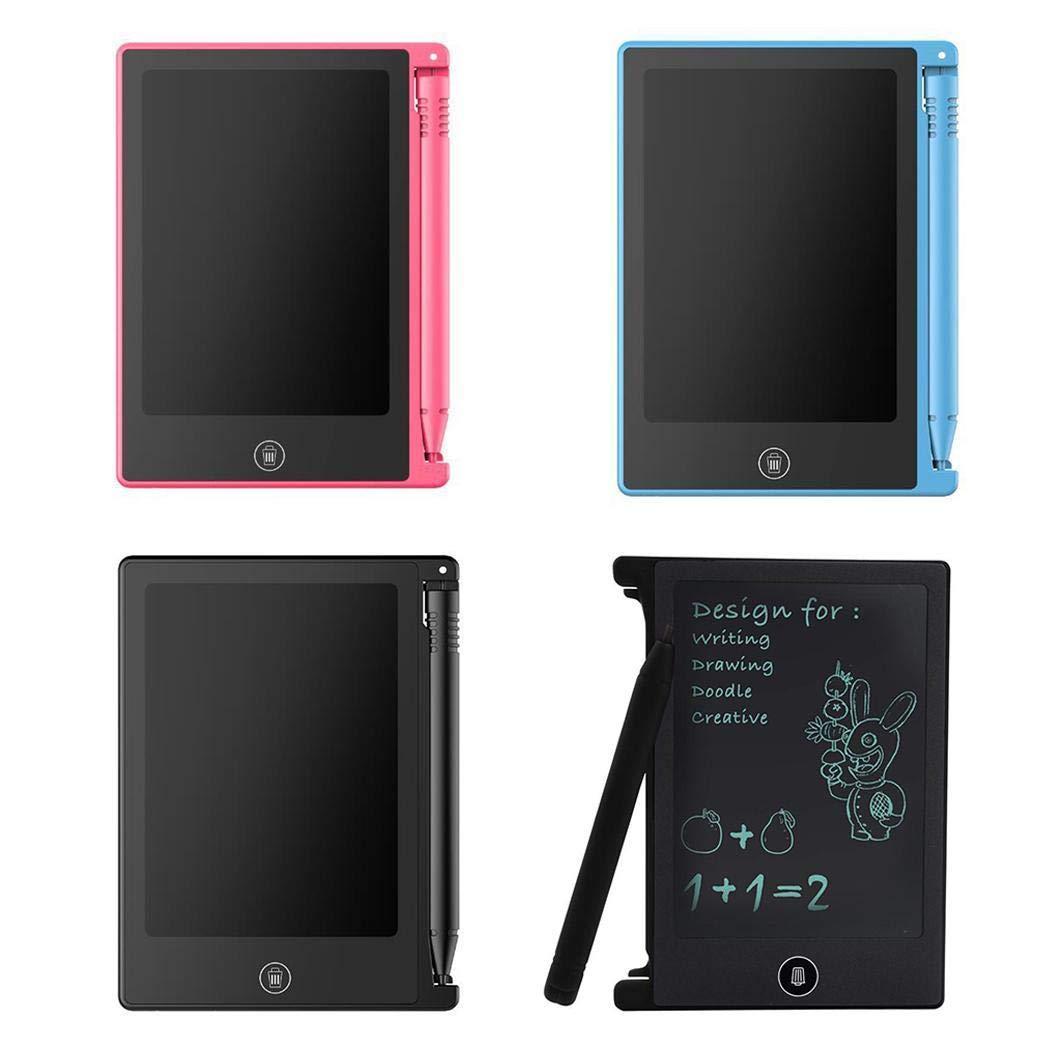 Zuionk Tablero Reutilizable práctico portátil de la Tableta del Dibujo de la Escritura del LCD Accesorios para Tablets