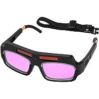 Automatische lasbril, automatische verduistering lasbril, solar power, automatische lasbril met verstelbaar koord, TIG…