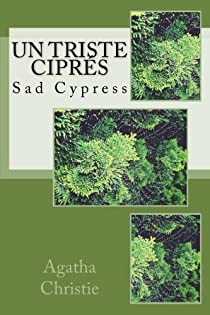 Un triste ciprés par Christie