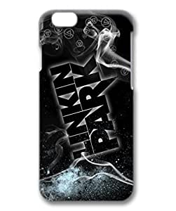 iphone 6 plus 3D case, the popular band,linken park case for iphone 6 plus 3D