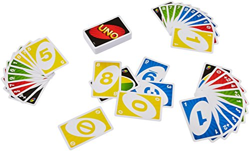 51PlpEq8RLL - Mattel Games UNO Card Game