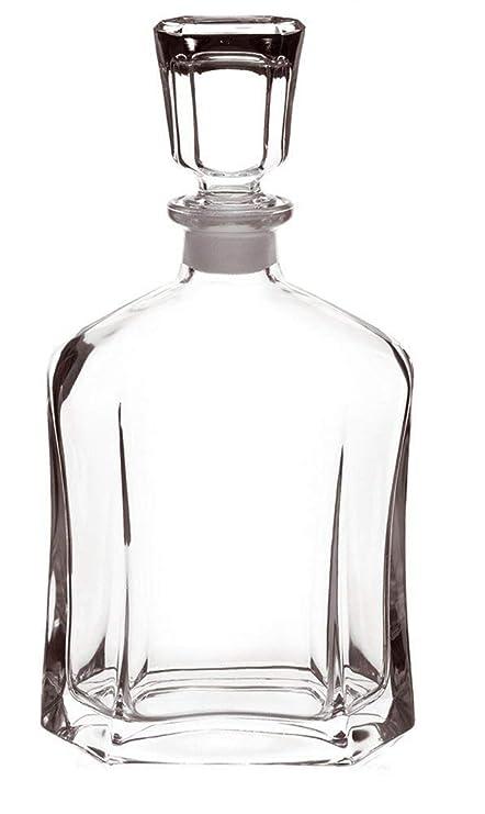 Bormioli Rocco Admiral Licorera de Cristal para Whisky de Capacidad 0,7 l, decantador