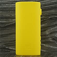 Silicone Case for eLeaf iStick 40W TC box mod Case Wrap Cover (yellow)