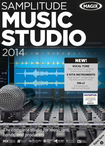 Samplitude Music Studio 2014 Download