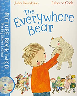 The Everywhere Bear. Book and CD Pack: Amazon.es: Julia Donaldson ...