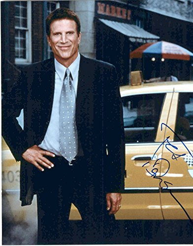 ted-danson-signed-autographed-becker-glossy-8x10-photo-coa-matching-holograms