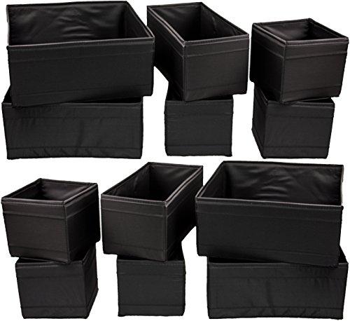 IKEA 12-er Set Aufbewahrungsboxen
