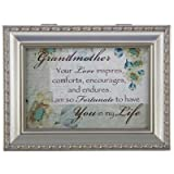 Grandmother Music Box - Grandma Gift - Holds Jewelry or Gift Cards