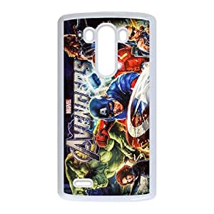 LG G3 Phone Case The Avengers