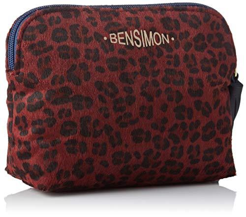Rosso rouge Giorno New Donna Da Bensimon Pocket Pochette qazASY